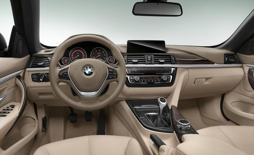 2014 BMW 428i Luxury Line convertible - Slide 83