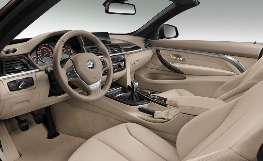 2014 BMW 428i Luxury Line convertible - Slide 84