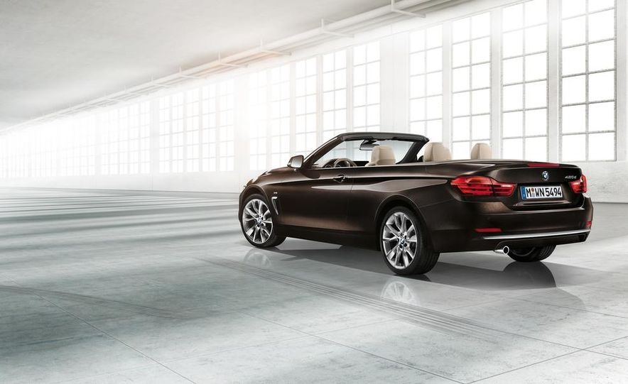 2014 BMW 428i Luxury Line convertible - Slide 78