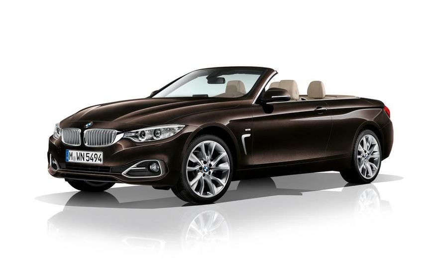 2014 BMW 428i Luxury Line convertible - Slide 80