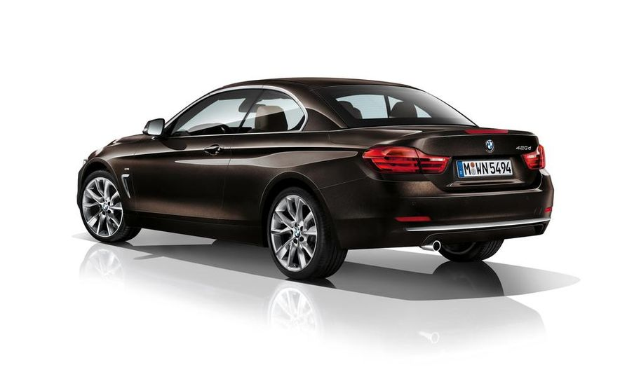 2014 BMW 428i Luxury Line convertible - Slide 81
