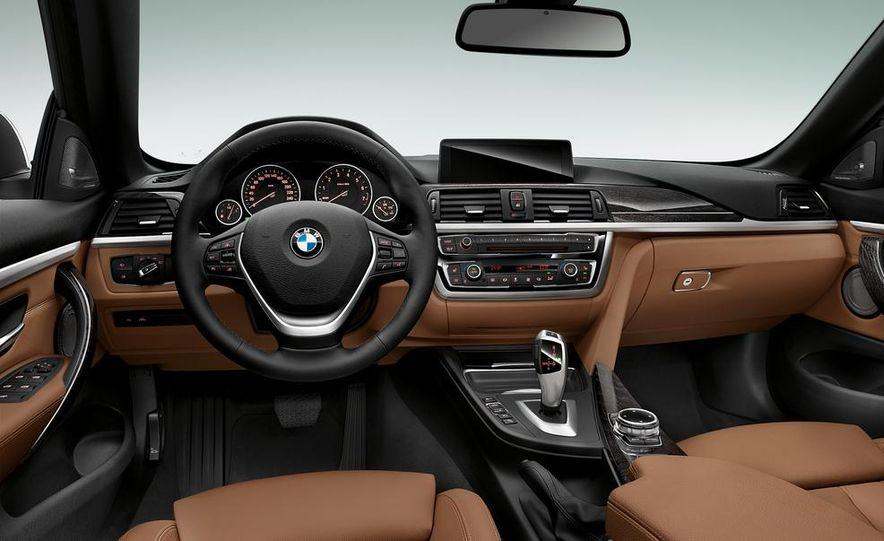 2014 BMW 428i Luxury Line convertible - Slide 69