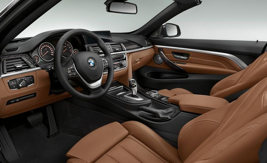 2014 BMW 428i Luxury Line convertible - Slide 70