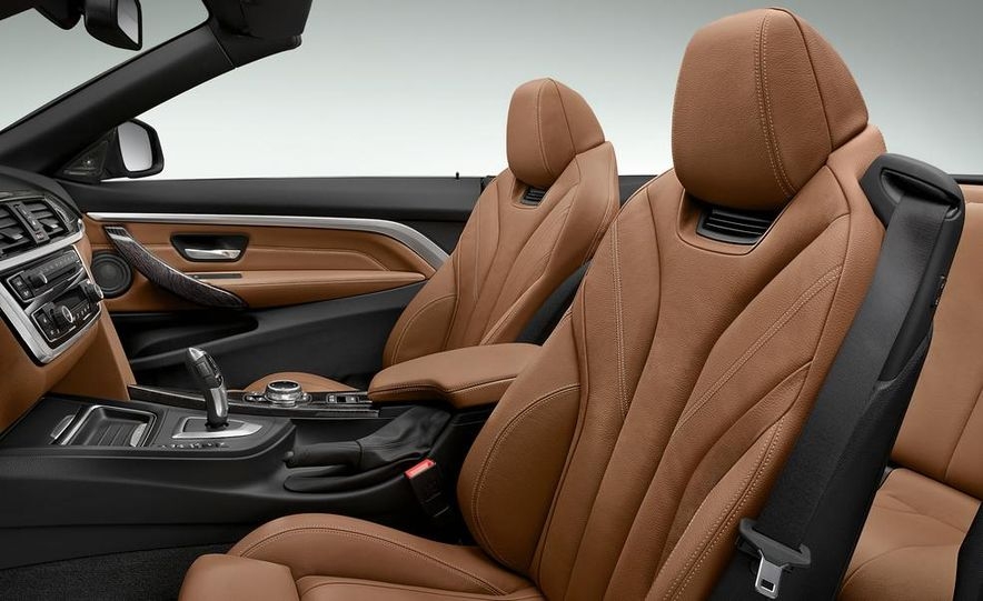 2014 BMW 428i Luxury Line convertible - Slide 71
