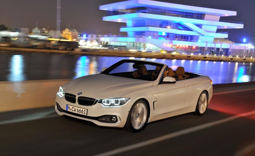 2014 BMW 428i Luxury Line convertible - Slide 38