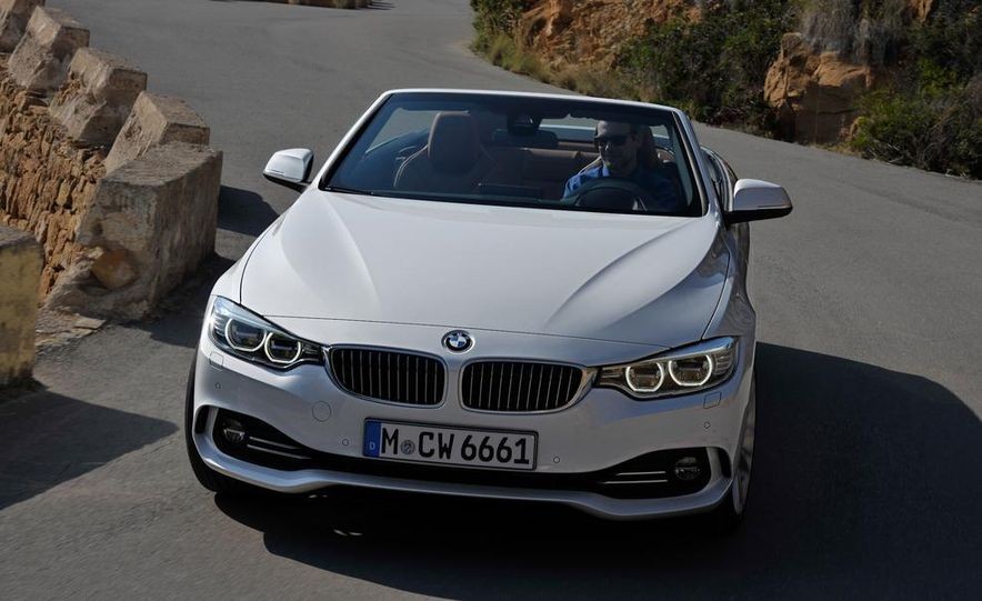 2014 BMW 428i Luxury Line convertible - Slide 41