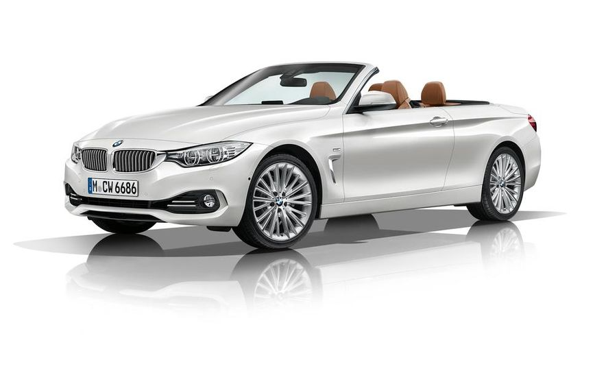 2014 BMW 428i Luxury Line convertible - Slide 50
