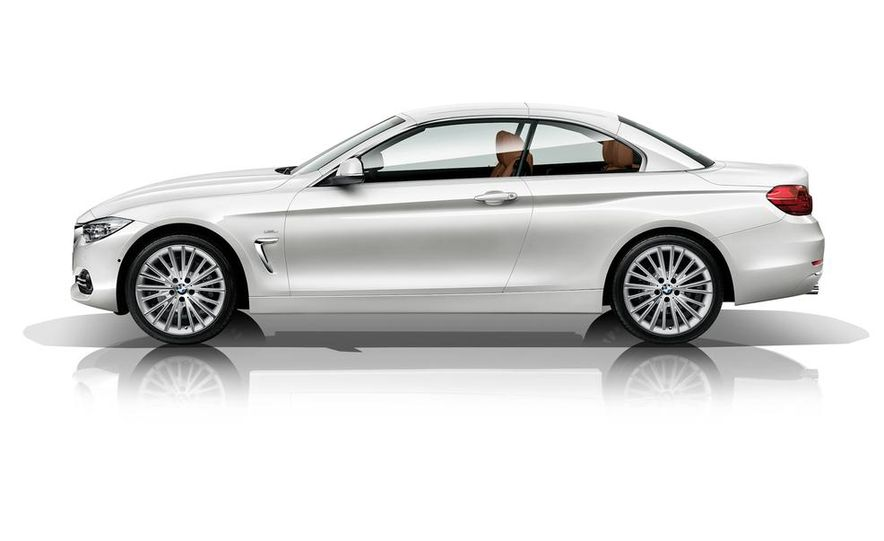 2014 BMW 428i Luxury Line convertible - Slide 51