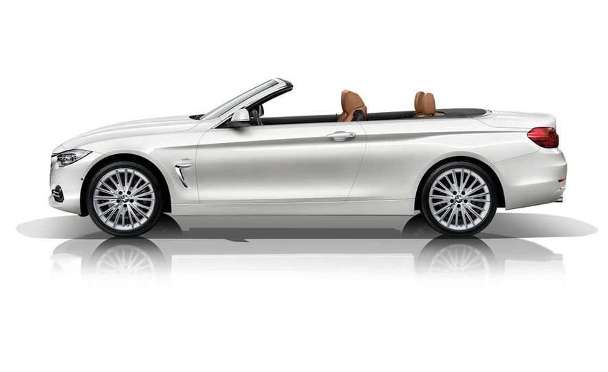 2014 BMW 428i Luxury Line convertible - Slide 52