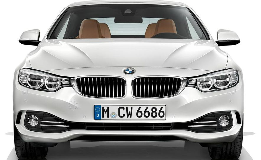 2014 BMW 428i Luxury Line convertible - Slide 55