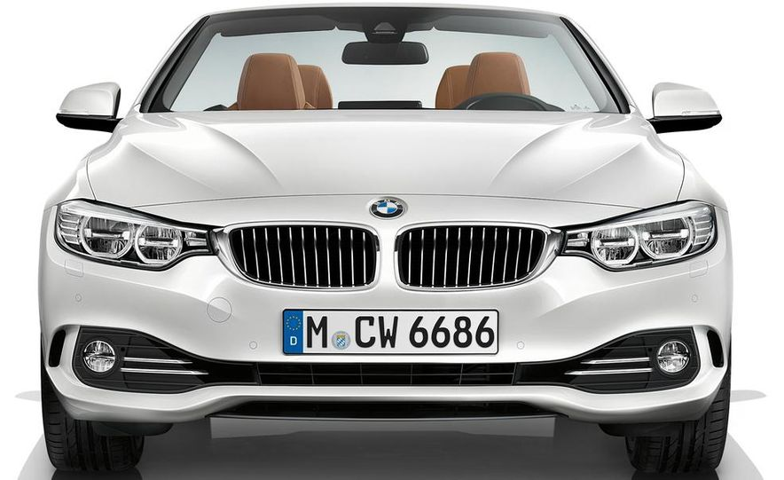 2014 BMW 428i Luxury Line convertible - Slide 56