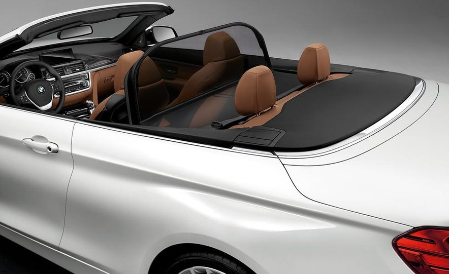 2014 BMW 428i Luxury Line convertible - Slide 60