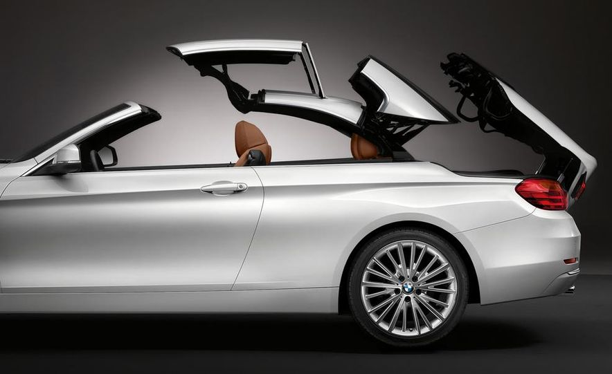 2014 BMW 428i Luxury Line convertible - Slide 61