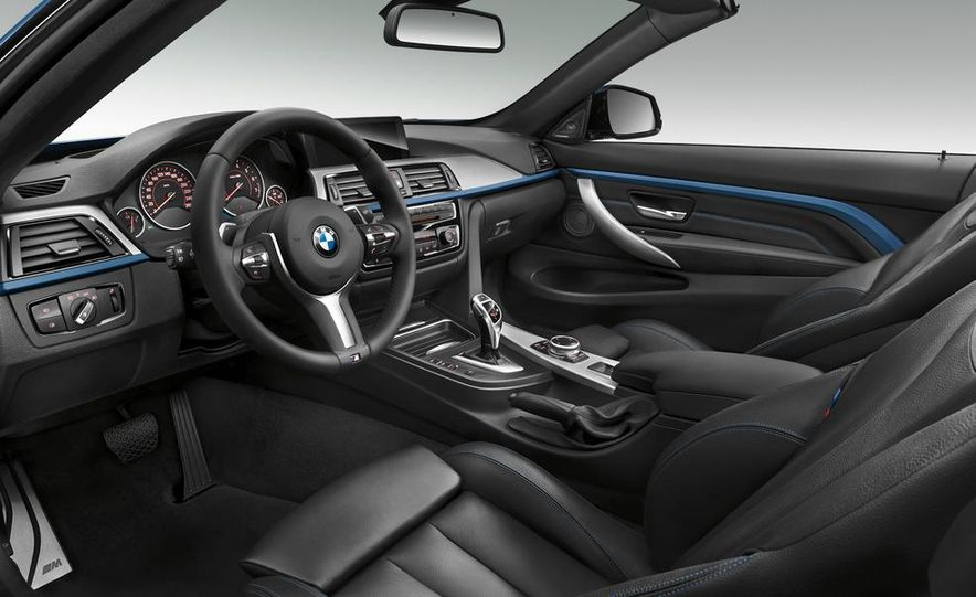2014 BMW 428i Luxury Line convertible - Slide 22