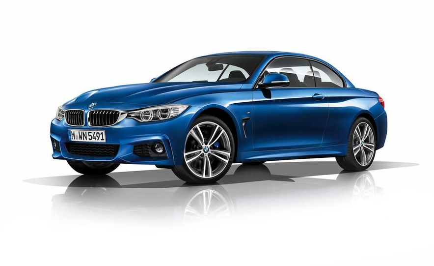 2014 BMW 428i Luxury Line convertible - Slide 16