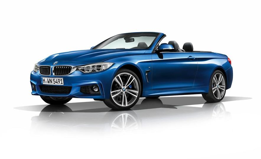2014 BMW 428i Luxury Line convertible - Slide 17