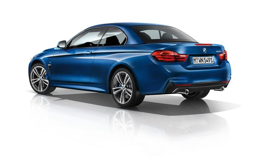 2014 BMW 428i Luxury Line convertible - Slide 18