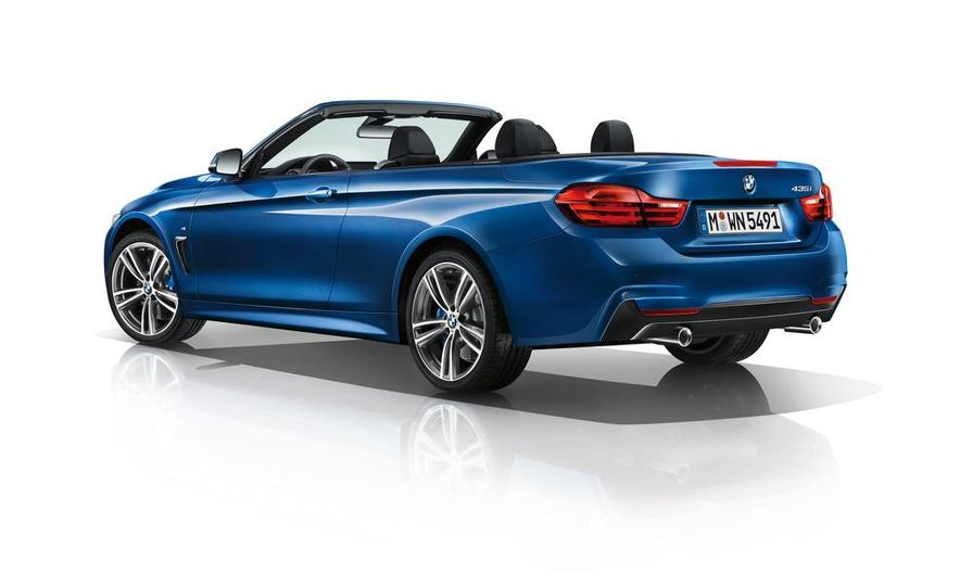 2014 BMW 428i Luxury Line convertible - Slide 19
