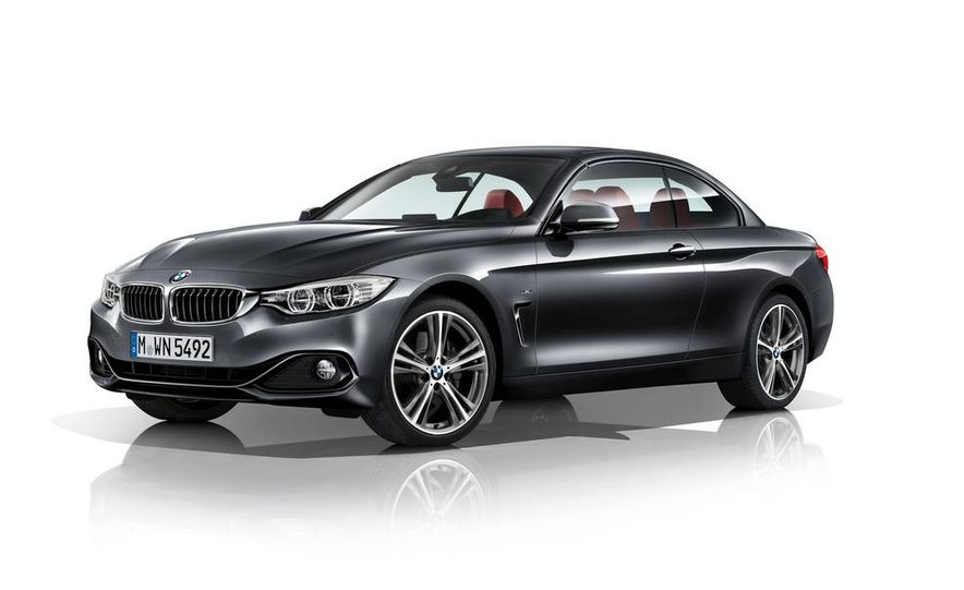 2014 BMW 428i Luxury Line convertible - Slide 26