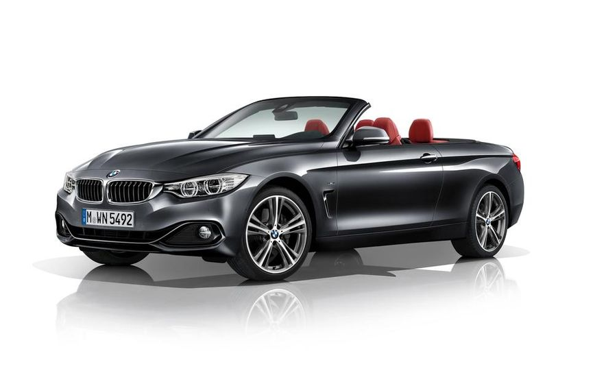 2014 BMW 428i Luxury Line convertible - Slide 27