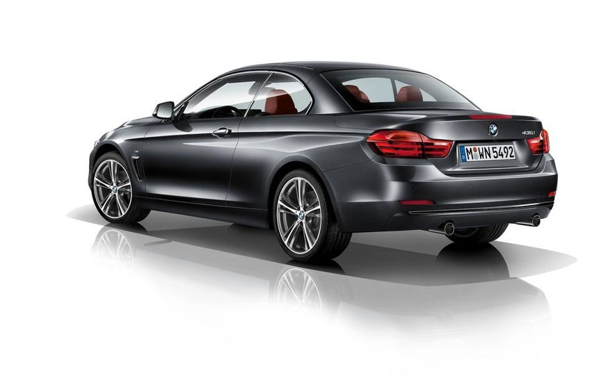 2014 BMW 428i Luxury Line convertible - Slide 28