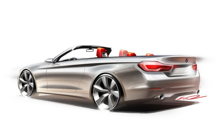 2014 BMW 428i Luxury Line convertible - Slide 95