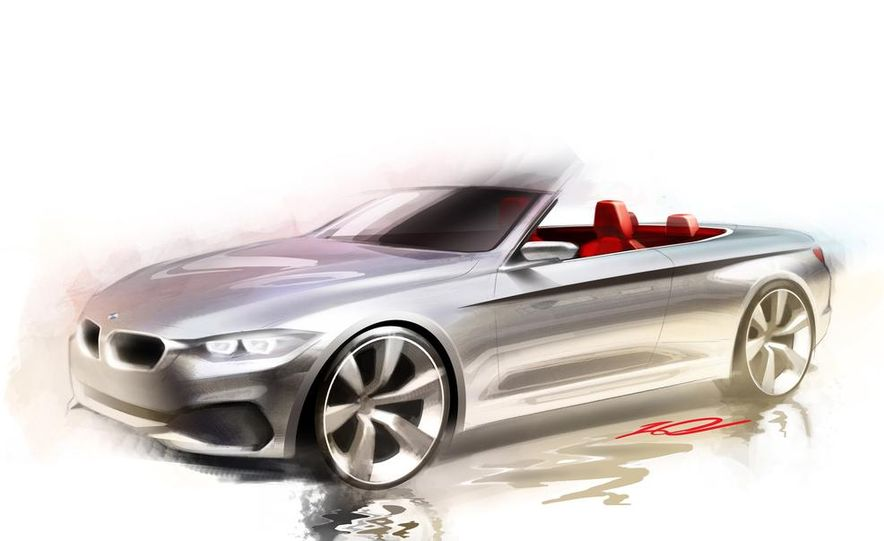 2014 BMW 428i Luxury Line convertible - Slide 96