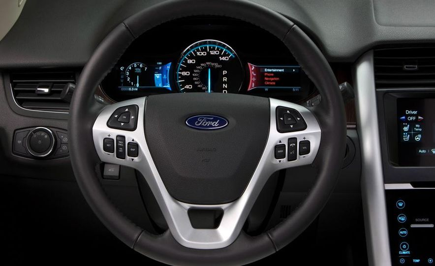 2015 Ford Edges (spy photo) - Slide 22