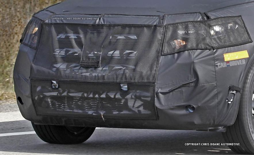 2015 Ford Edges (spy photo) - Slide 11