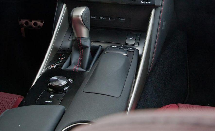 2014 Lexus IS250 F Sport AWD - Slide 22