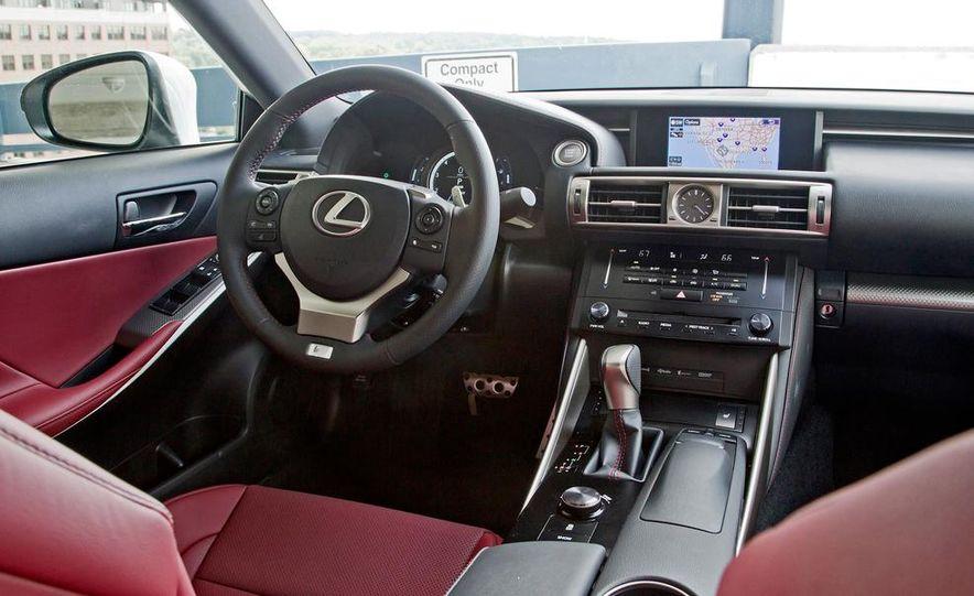 2014 Lexus IS250 F Sport AWD - Slide 20