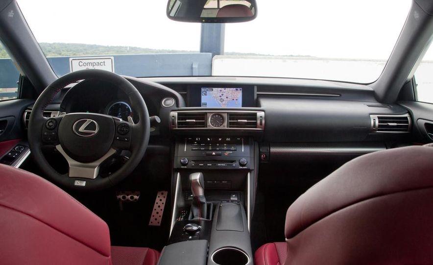 2014 Lexus IS250 F Sport AWD - Slide 21