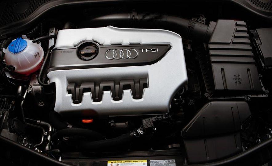 2015 Audi TT (spy photo) - Slide 34