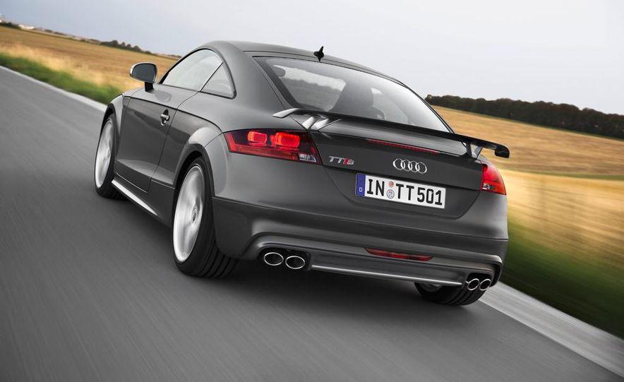 2015 Audi TT (spy photo) - Slide 18