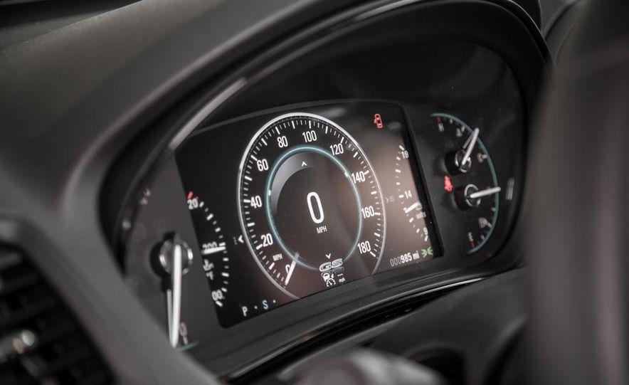 2014 Buick Regal GS AWD - Slide 25