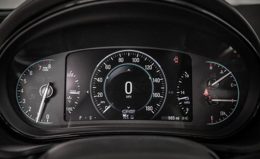 2014 Buick Regal GS AWD - Slide 26
