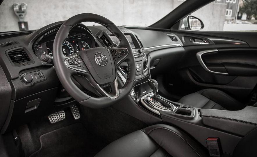 2014 Buick Regal GS AWD - Slide 20