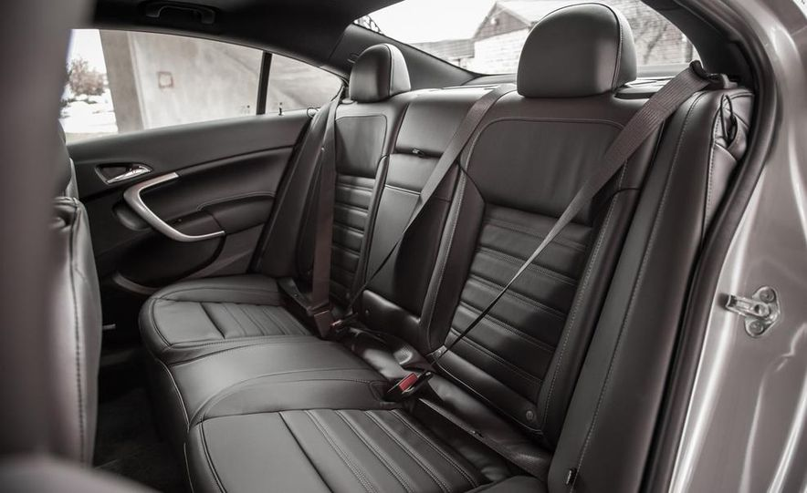 2014 Buick Regal GS AWD - Slide 22