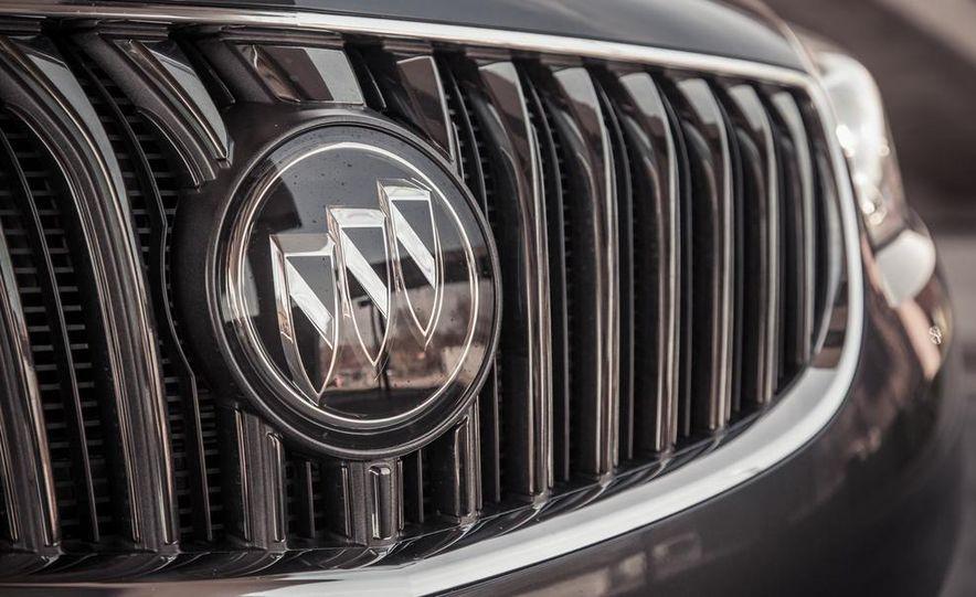 2014 Buick Regal GS AWD - Slide 41