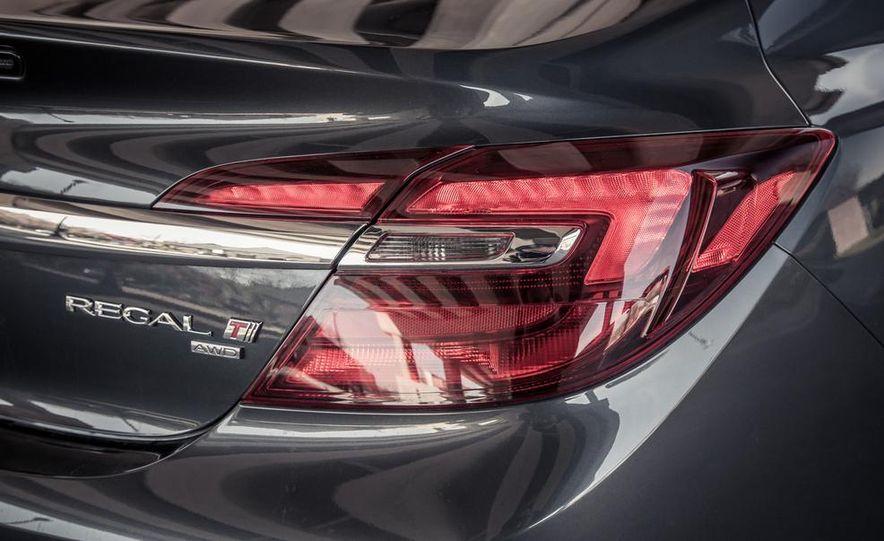 2014 Buick Regal GS AWD - Slide 43