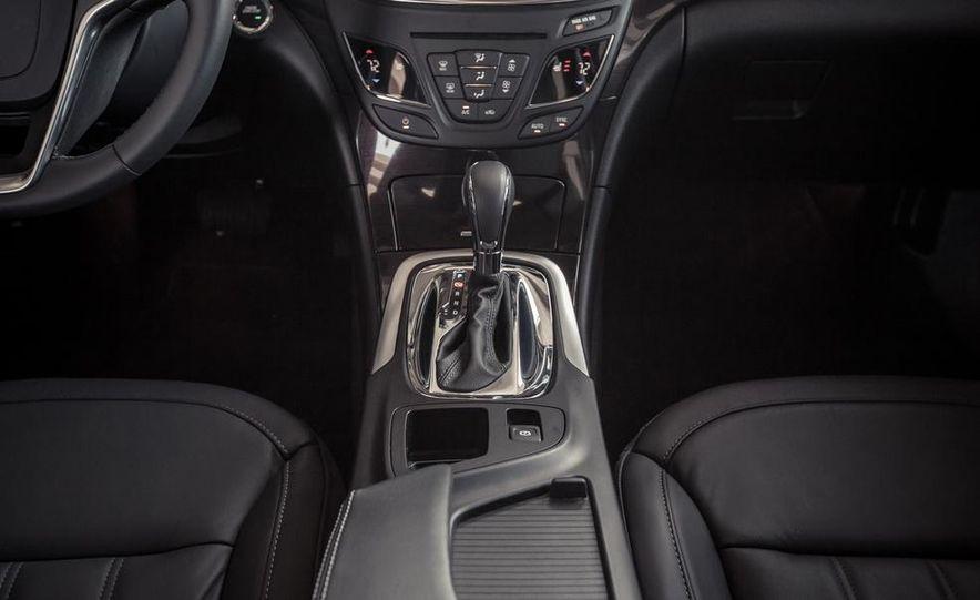 2014 Buick Regal GS AWD - Slide 63