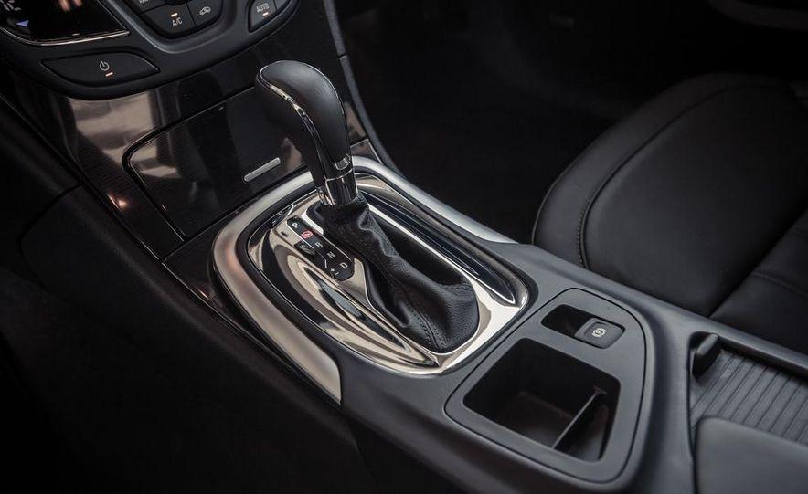 2014 Buick Regal GS AWD - Slide 64