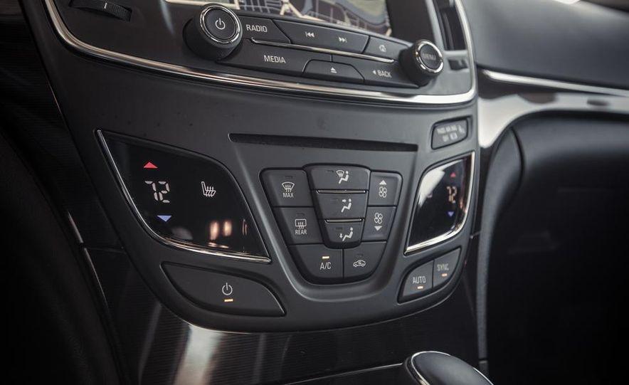 2014 Buick Regal GS AWD - Slide 61