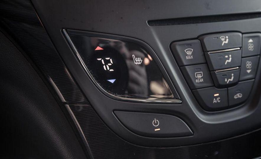 2014 Buick Regal GS AWD - Slide 62