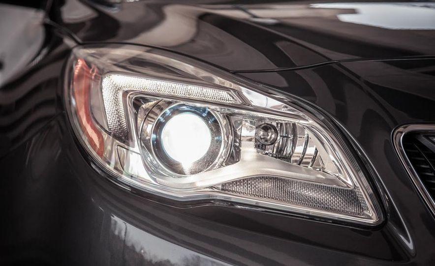 2014 Buick Regal GS AWD - Slide 39
