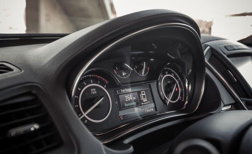 2014 Buick Regal GS AWD - Slide 58