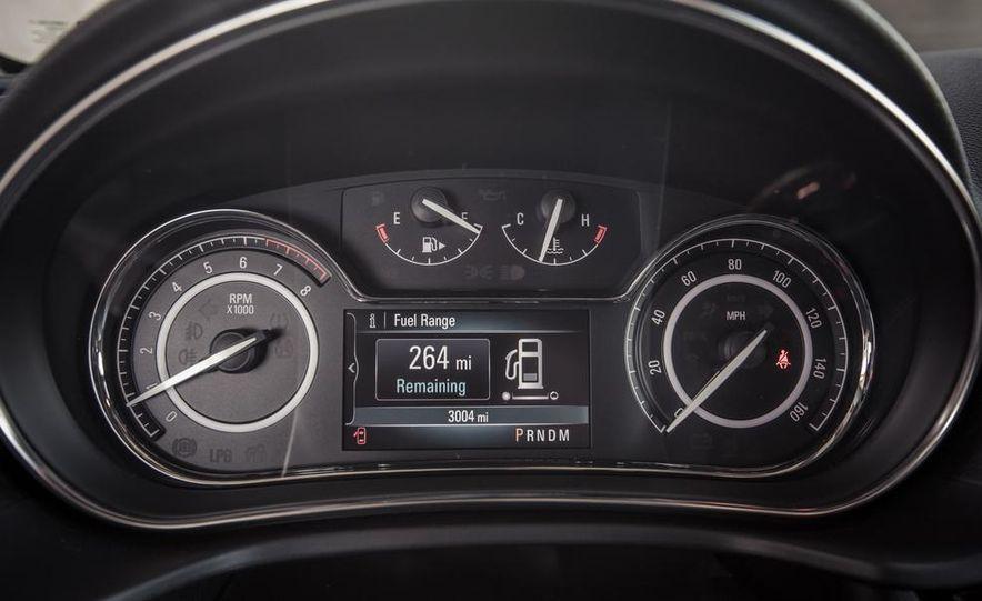 2014 Buick Regal GS AWD - Slide 59
