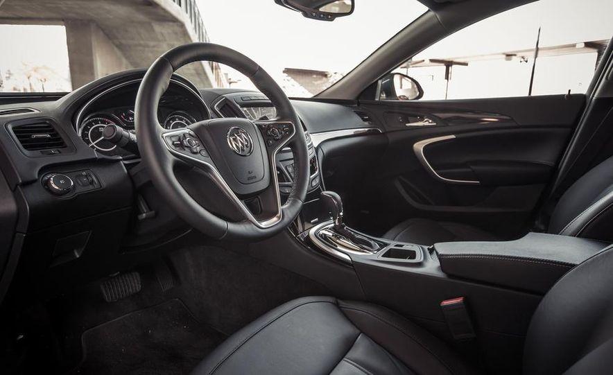 2014 Buick Regal GS AWD - Slide 48