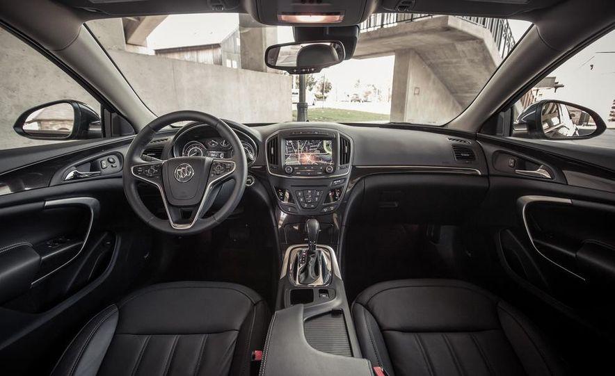 2014 Buick Regal GS AWD - Slide 49
