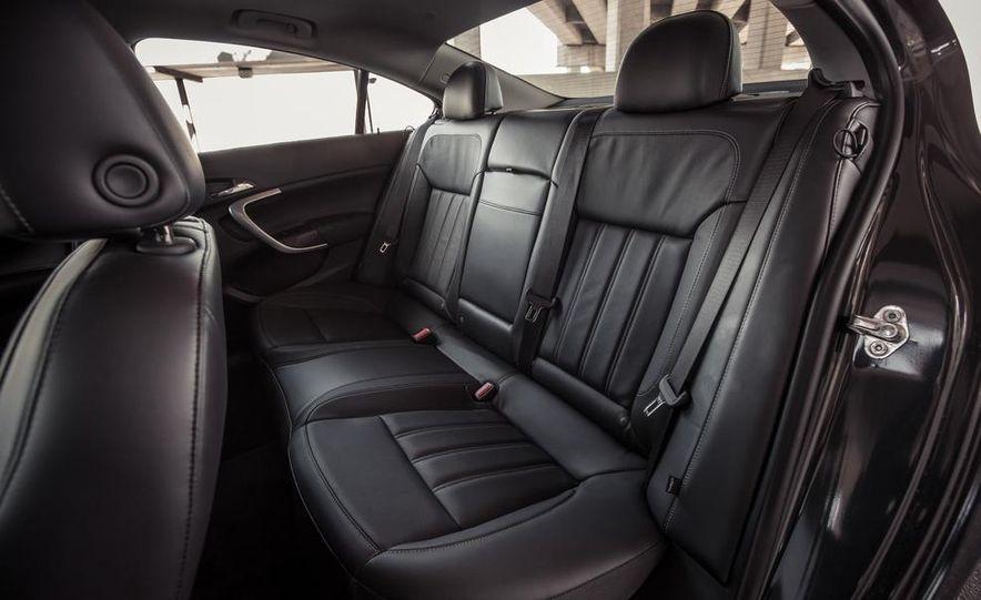 2014 Buick Regal GS AWD - Slide 53